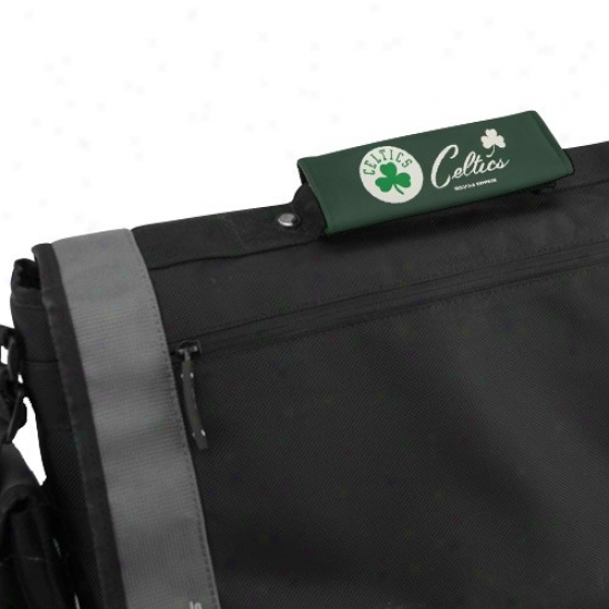 Boston Celtics Green 2-pack Luggage Spotters