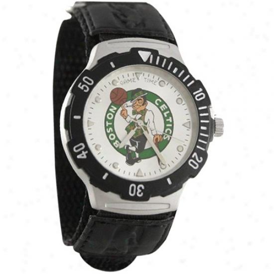 Boston Celtics Wrist Watch : Boston Celtics Agent V Wrist Watch