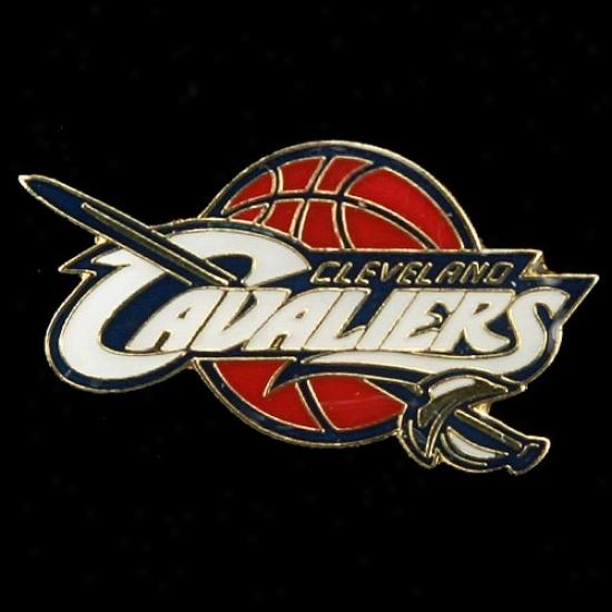 Cavs Hats : Cavs Team Logo Pin