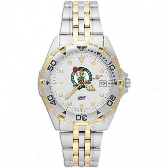 Celtics Watches : Celtics Men's Stainless Steek All-star Watches