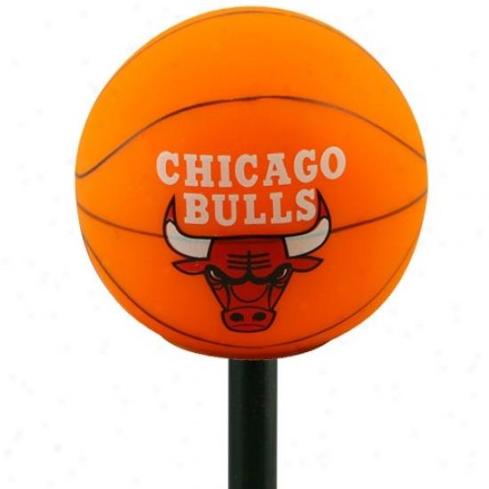Chicago Bulls Basketball Antenna Topper