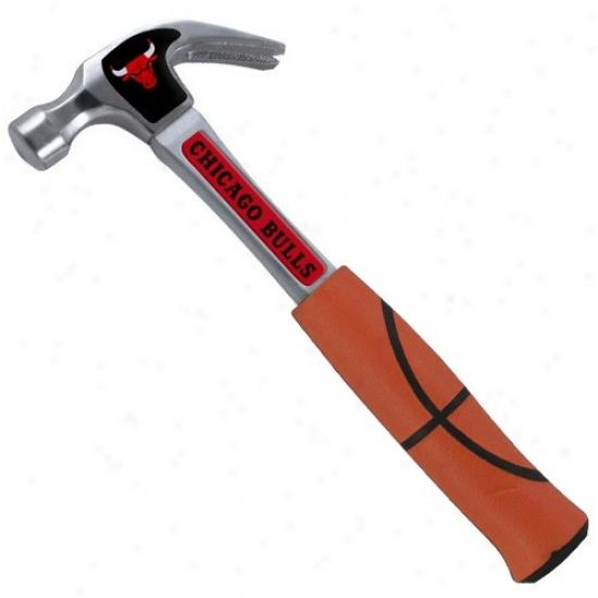 Chicago Bullw Pro-grip Hammer