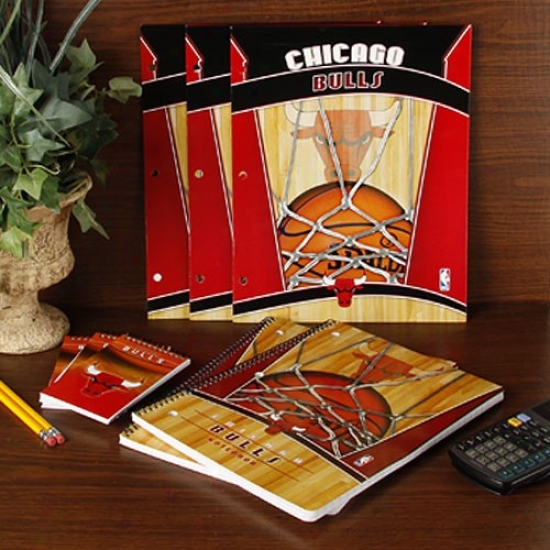 Chicago Bulls School Combo Pack