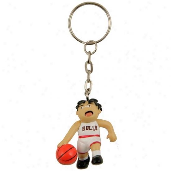 Chicago Bulls Sports Tyke Keychain
