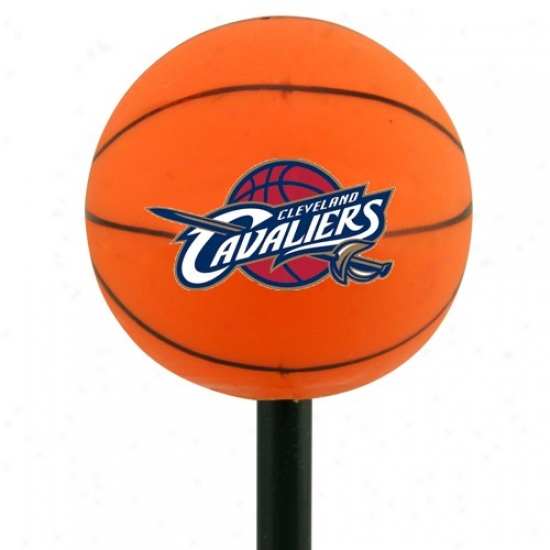 Cle\/eland Cavalierx Basketball Antenna Topper