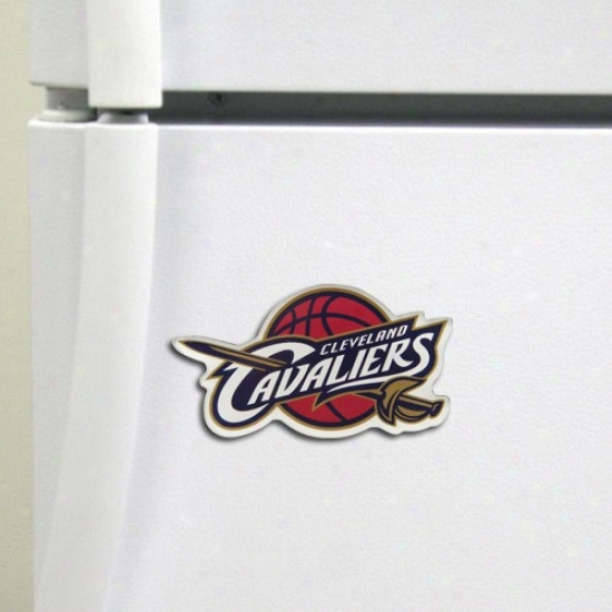 Cleveland Cavaliers Eminent Explanation  Magnet