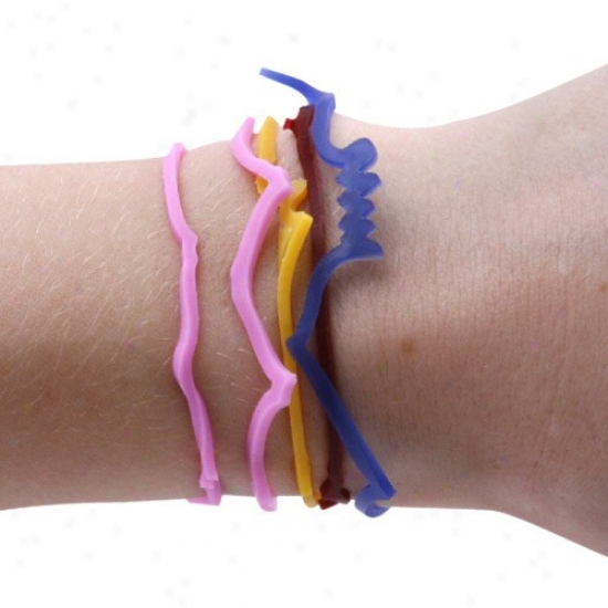 Cleveland Cavalirs Logo Bandz Bracelets