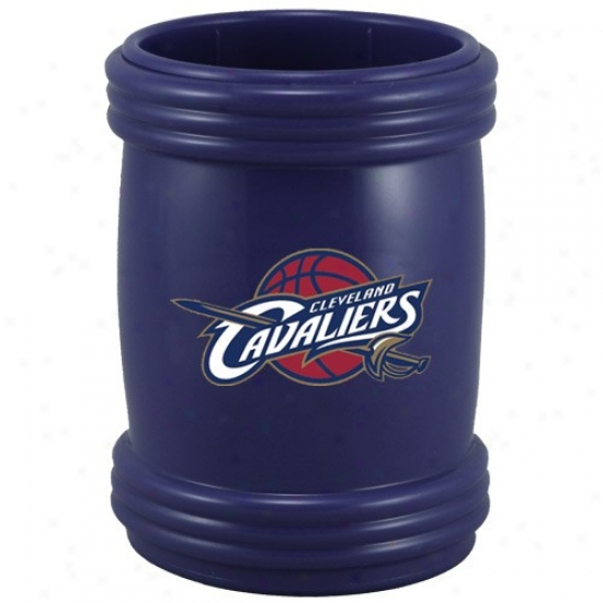 Cleveland Cavaliers Navy Blue Sports Magna-coolie Beverage Holder