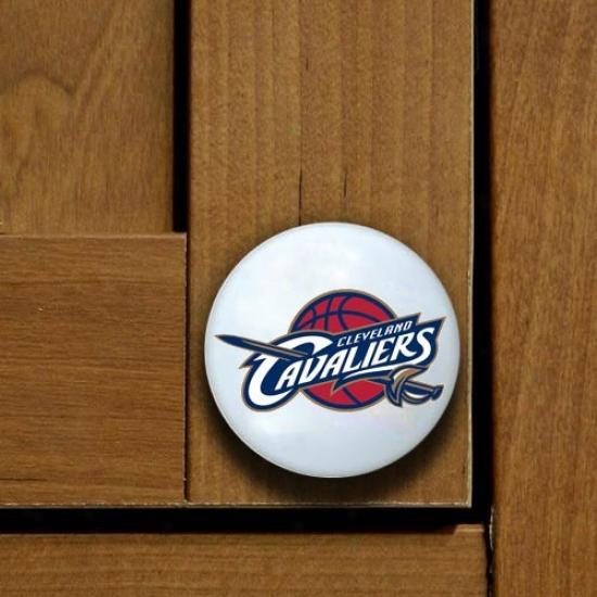 Cleveland Cavaliers Team Logo Cabinet Knob