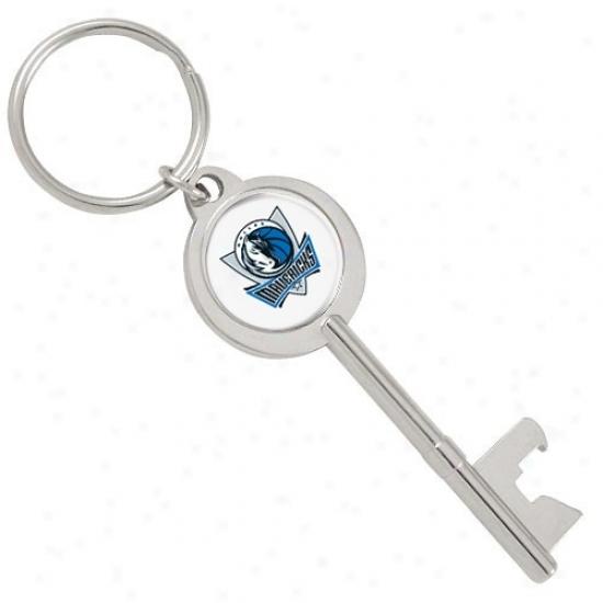 Dallas Mavericks Key Bottle Opener Keychain