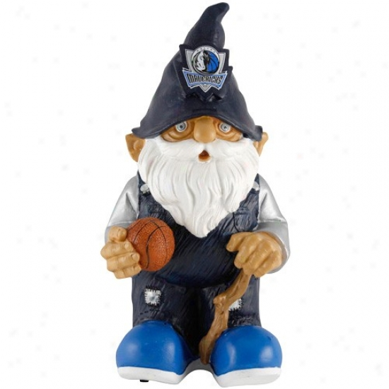 Dallas Mavericks Mini Basketball Gnome Figurine