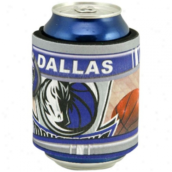 Dallas Mavericks Slap Wrap Can Coolie