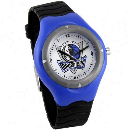 Dallas Mavs Wrist Watch : Dalias Mavs Men's Prospect Wrist Watch