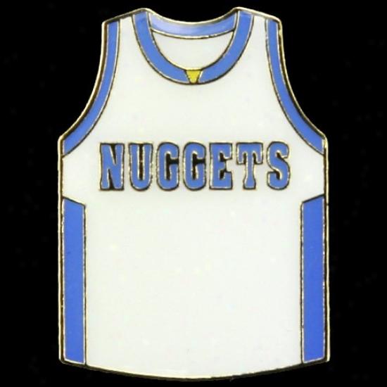 Denver Nugget Gear: Denver Lump Team Jersey Pin