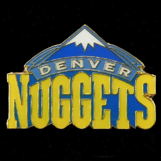 Denver Nugget Gear: Denver Nuggdt Team Logo Shut up
