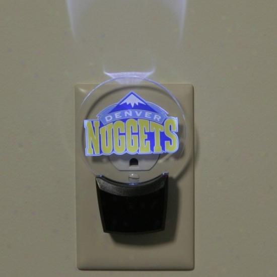 Denver Nuggets Led Night Light