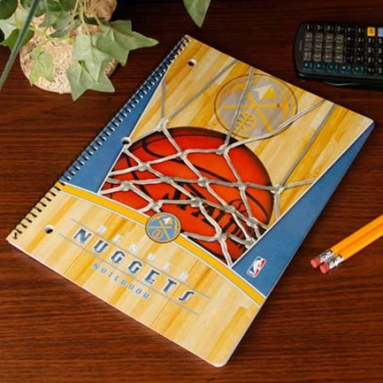Denver Nuggets Noyebook