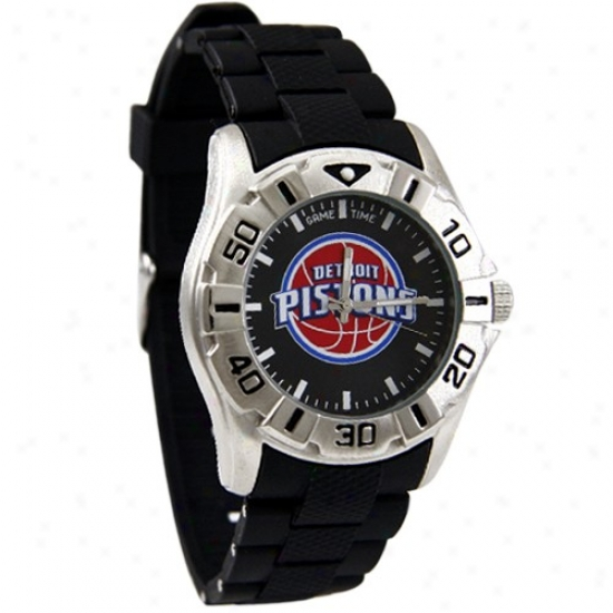Detroit Piston Watch : Detroit Piston Mvp Watch