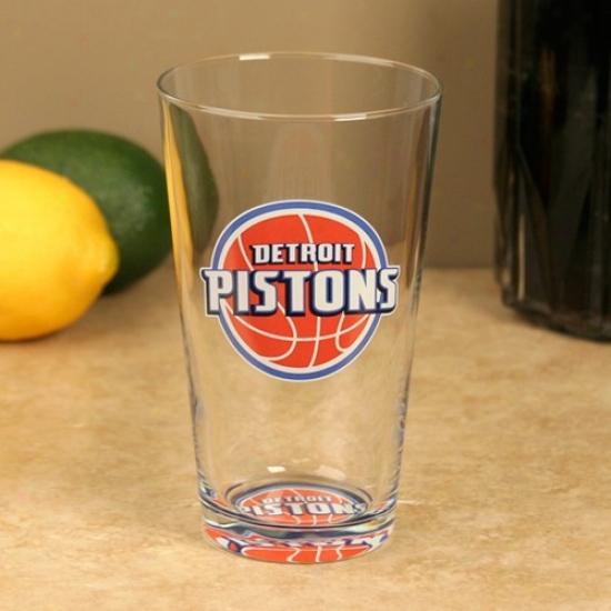 Detroiy Piatons 17 Oz. Bottoms Up Mixing Glass