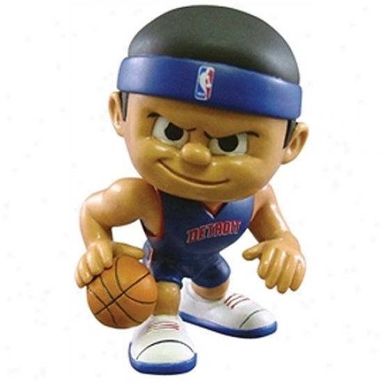 Detroit Pistons Lil' Teammates Playmaket Figurine