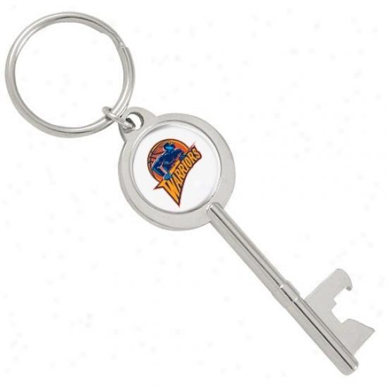 Golden State Warrriors Key Bottle Opener Keychain