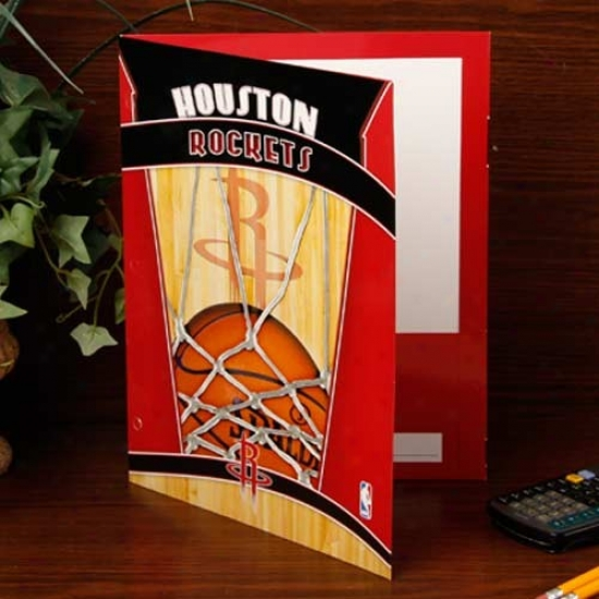 Houston Rockets Team Folder