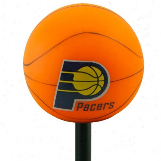 Indiana Pacers Basketball Antenna Topper