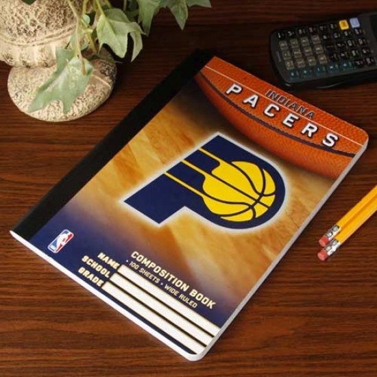 Indiana Pacers Composition Notebook