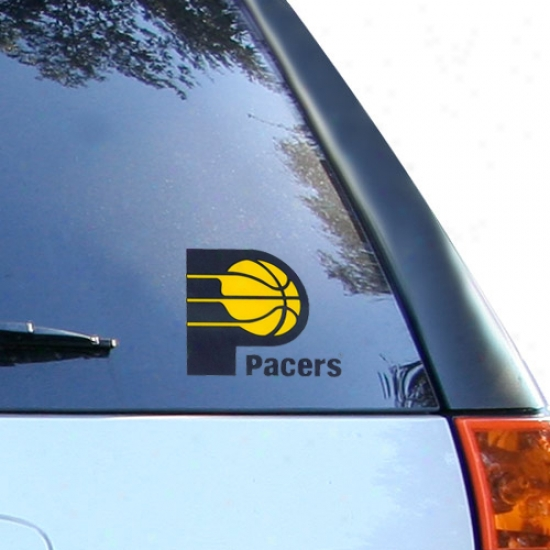 Indiana Pacers Small Window Clinv