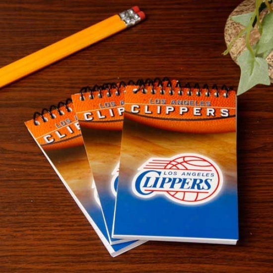 Los Angeles Clippers 3-pack Team Memo Pads