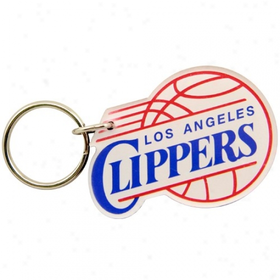 Los Angeles Clippers High Definition Keychain