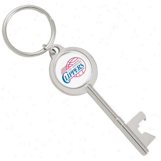 Los Angeles Clippers Key Bottle Openeer Keychain