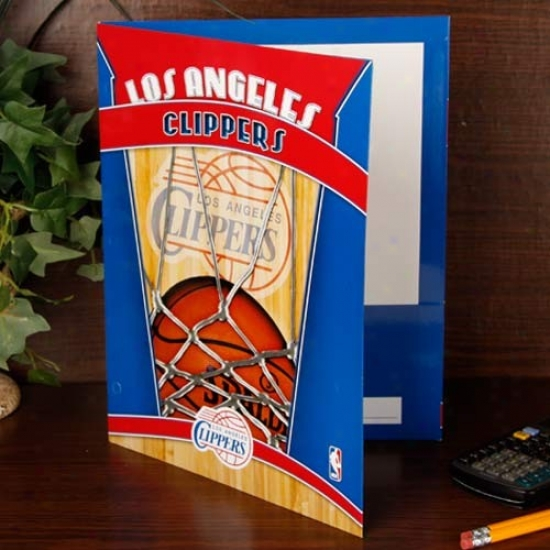 Los Angeles Clippers Team Folder