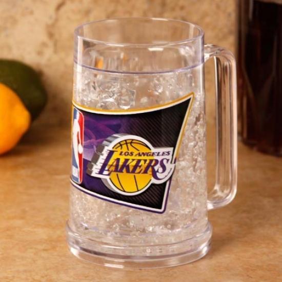 Los Angeles Lakers 16 Oz. Hi Def Freezer Mug