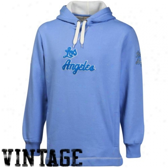 Los Angeles Lakers Sweatshirts : Los Angeles Lakers Royal Blue The Liberaation Hardwood Classics Vintage Pullover Sweatsbirts