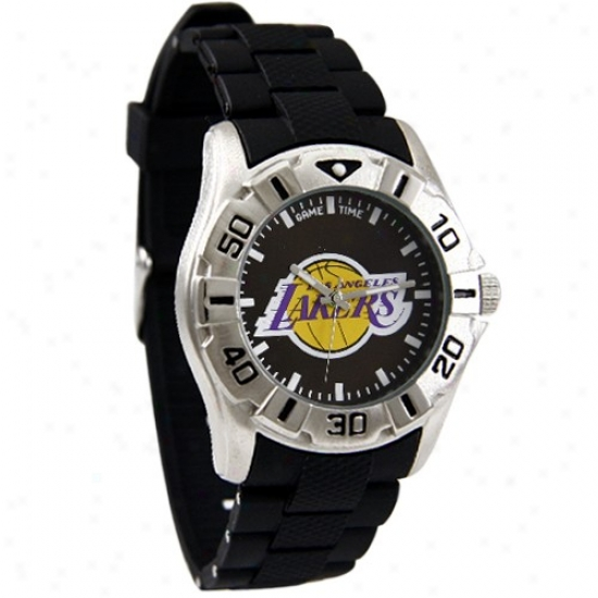 Los Angeles Lakers Watches : Los Angeles Lakers Mvp Watches