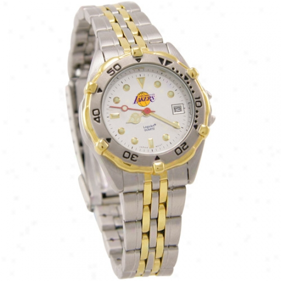Los Angeles Lakers Watches : Los Angeles Lakers Ladies All-star Watches