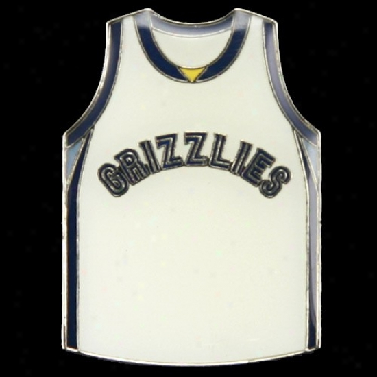 Memphis Grizzlies Gear: Memphis Grizzlies Team Jersey Pin