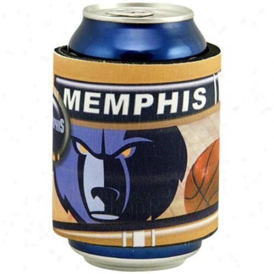 Memphis Grizzlies Slap Wrap Can Coolie