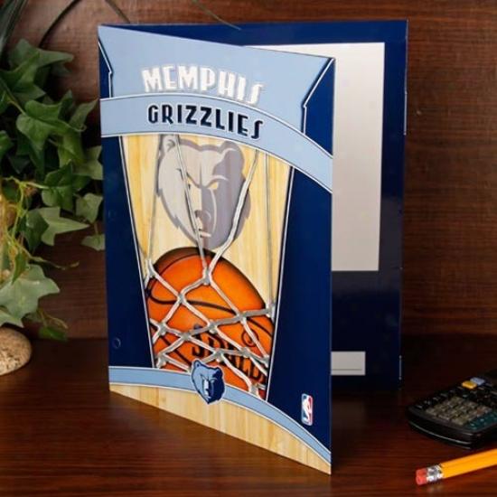 Memphis Grizzlies Team Folder