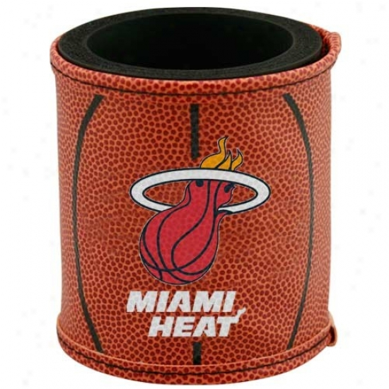Miami Heat Basietball Can Coolie