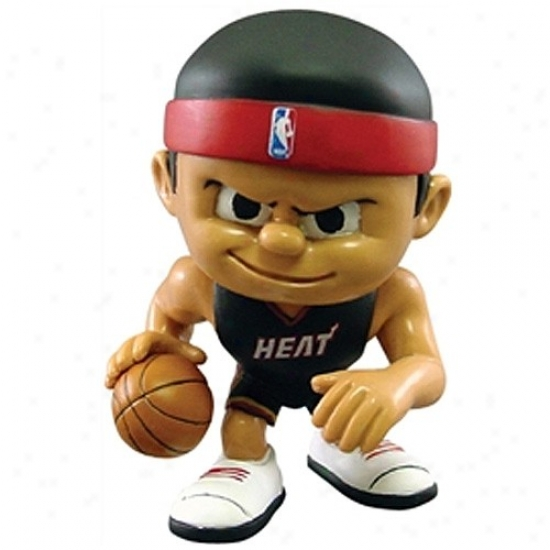 Miami Heat Lil' Teammates Playmaker Figurine