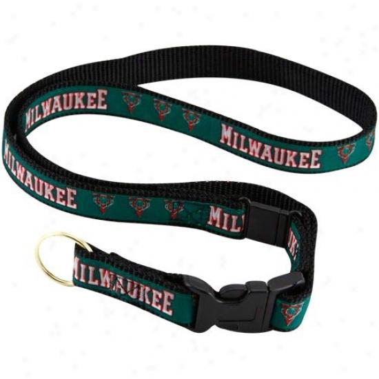 Milwaukee Bucks Green Lanyard
