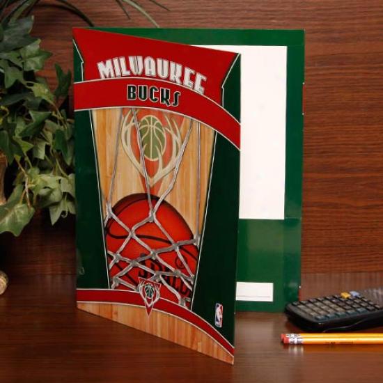Milwaukee Bucks Team Folder