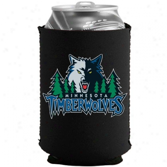 Minnesota Timberwolves Wicked Cllapsible Can Coolie