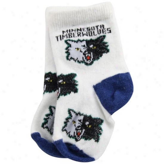 Minnesota Timberwolves Bootie Socks