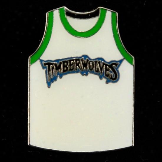 Minnesota Timberwolves Hat : Minnesota Timberwolves Team Jersey Pin