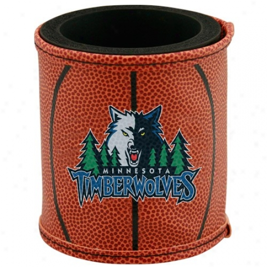 Minnesota Timberwolves Orange Basketball Be able to Coolie