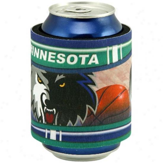 Minnesota Timberwolves Slap Envelop Can Coolie