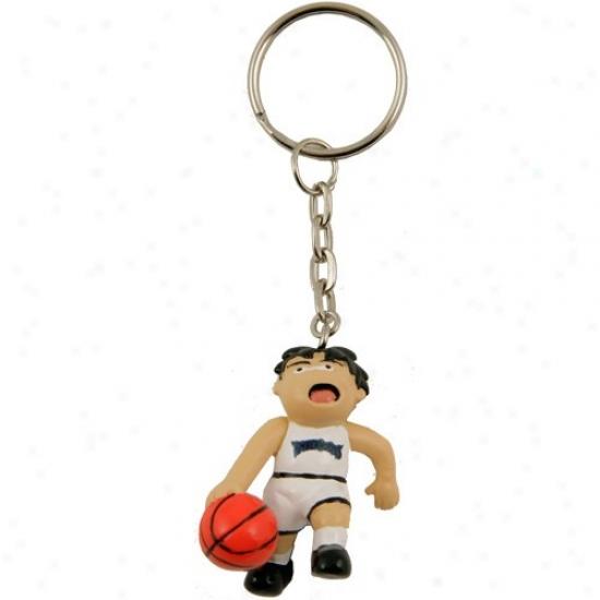 Minnesota Timberwolves Sports Tyke Keychain